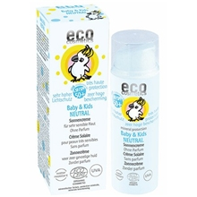 50 ml - eco cosmetics solkräm baby neutral spf 50