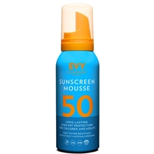 100 ml - EVY Sunscreen Mousse SPF 50