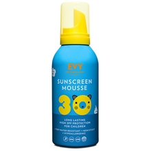 EVY Sunscreen Mousse SPF 30 kids