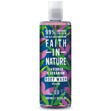 400 ml - Bath Foam Lavender&Geranium