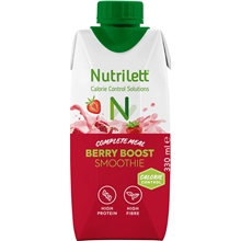 330 ml - Berry Boost - Nutrilett Smoothie