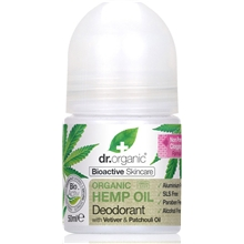 Hemp Oil - Deo Roll-On