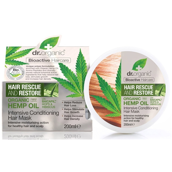 Hemp Oil - Hair Mask