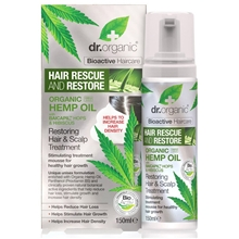 150 ml - Hemp Oil - Hair & Scalp Treatment