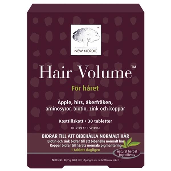 tillskott för hår och naglar