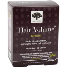 90 tabletter - Hair Volume