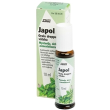 Japol peppermintoil 10 ml/flaska