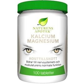 magnesium och kalcium tabletter