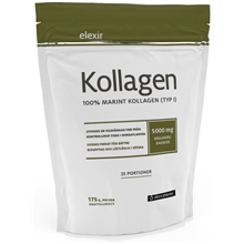Kollagen Pulver 100% marint