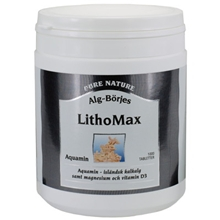 1000 tabletter - LithoMax Aquamin