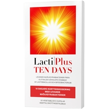 Lactiplus Ten Days 20 kapslar