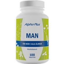 vitaminer för män