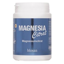 160 tabletter - Magnesia Citrat