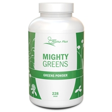 228 gram - Mighty Greens