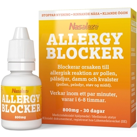 Nasaleze Allergy Blocker