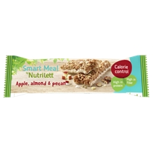 1 st/paket - Apple, Almond, Pecan - Nutrilett Smart Meal