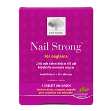 30 tabletter - Nail Strong
