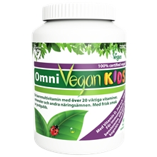 80 tabletter - OmniVegan Kids