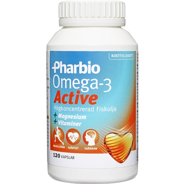 Omega-3 Active