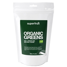 300 gram - Organic Greens Powder