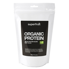 Organic Protein Raw Cacao