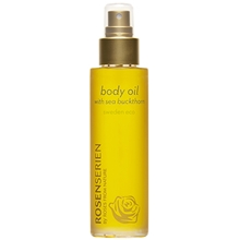 Body Oil with sea buckthorne