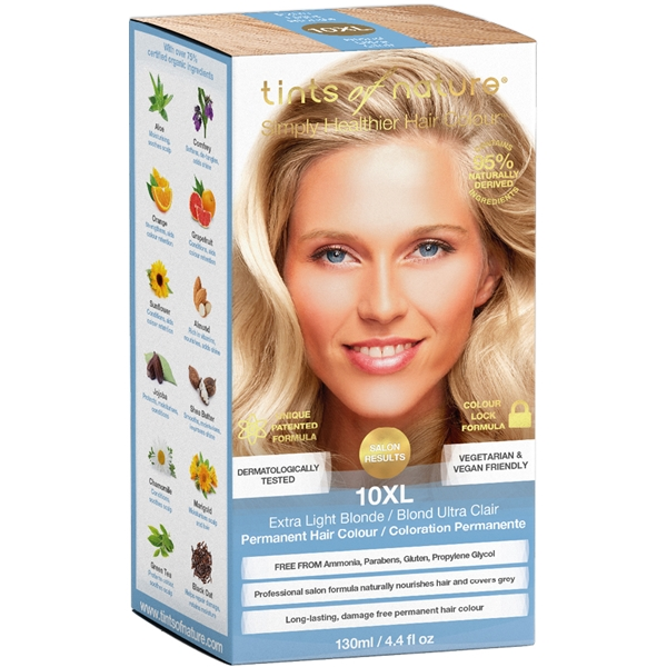 Tints of Nature Extra Light Blonde 10XL