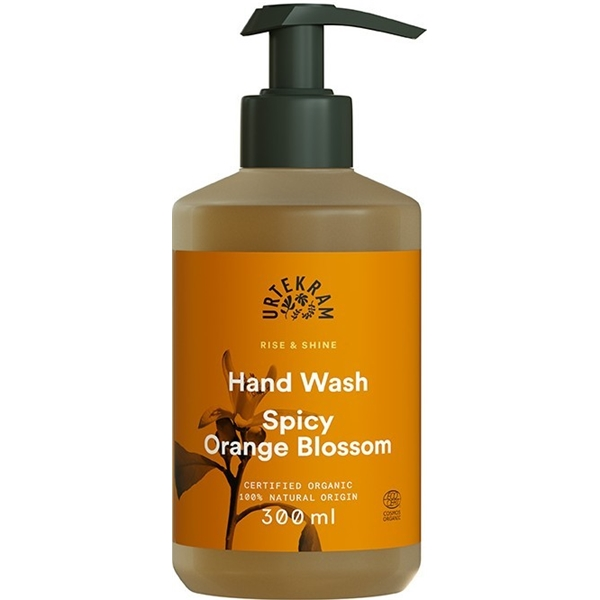 Spicy Orange Blossom Hand Wash