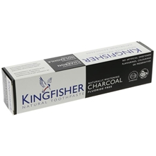 Toothpaste Charcoal fluorfree 100 ml