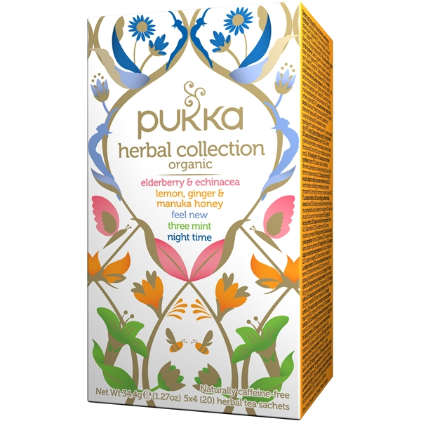 Te Herbal Collection