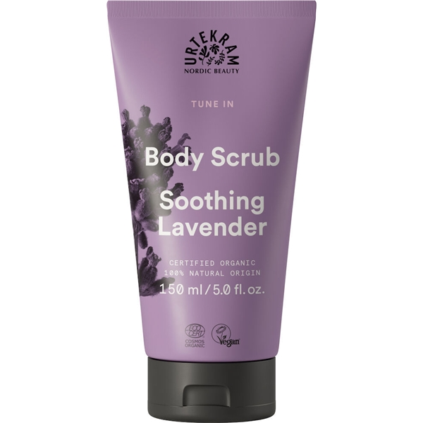 Tune In Soothing Lavender Body Scrub