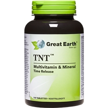 150 tabletter - TNT Multivitamin & mineral