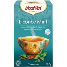 Yogite Licorice Mint