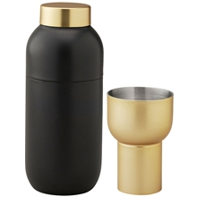 500 ml - Stelton Collar cocktail shaker inkl mätglas