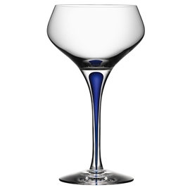Intermezzo Blue Champagne Coupe 29 cl