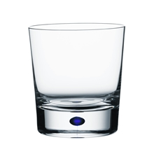 Intermezzo Blue Whiskyglas DOF 40cl (30cl) Blå