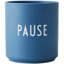 Design Letters Favoritmugg Pause