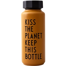 Design Letters Termosflaska Kiss The Planet