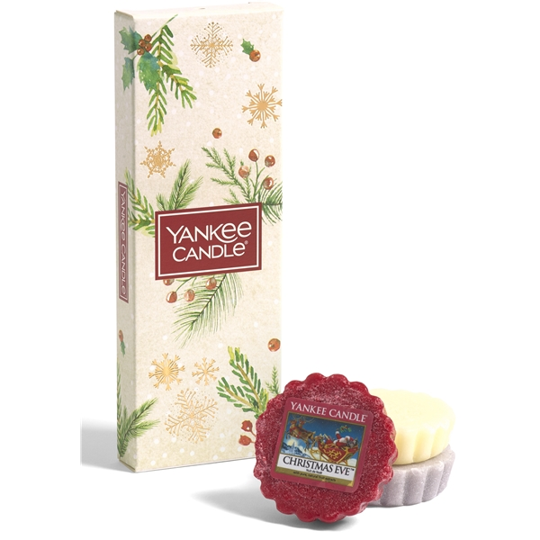 Yankee Candle Christmas 3 Wax Melts (Bild 2 av 2)