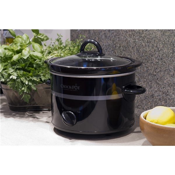 Crock-Pot Slowcooker 2.4 L Manuell (Bild 2 av 2)