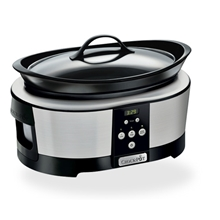 Crock-Pot Slowcooker 5.7 L Programmerbar