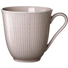 Swedish Grace mugg Ros