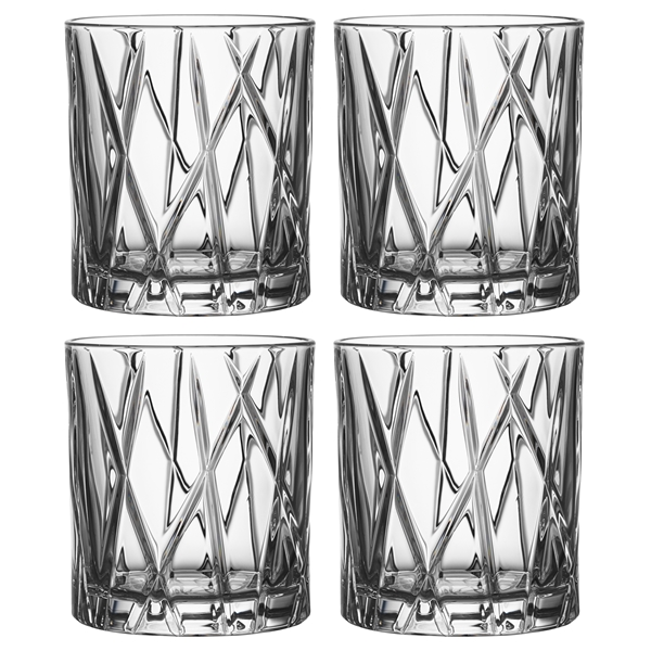 City Whiskeyglas OF 4-pack (Bild 1 av 5)