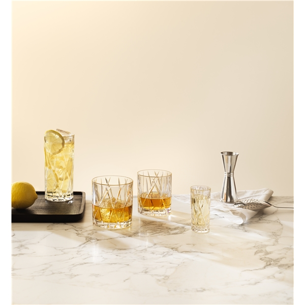 City Whiskeyglas OF 4-pack (Bild 2 av 5)