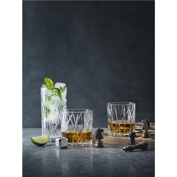City Whiskeyglas OF 4-pack (Bild 3 av 5)