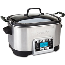 Crock-pot Slowcooker 5,6L Multifunktionell