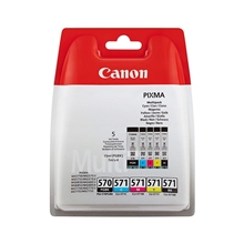 Canon CLI-571 Color + PGI-570 Black