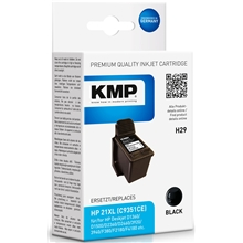 KMP H29 - HP 21 Black 1900.4211