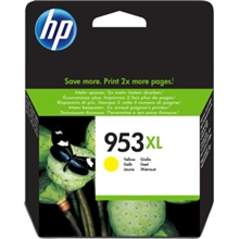 HP 953XL Yellow F6U18AE