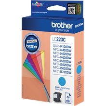 Brother LC223C Cyan LC223C